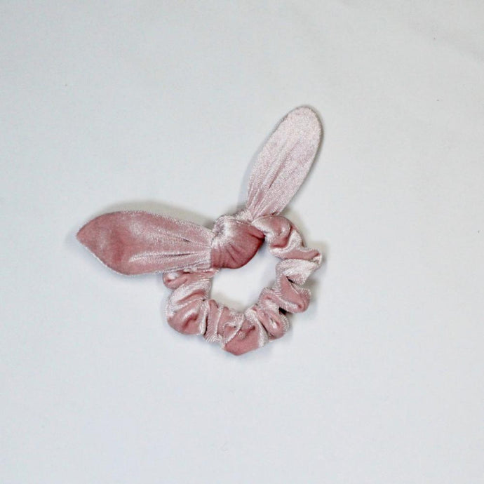 Honey Knot - Cotton Candy Velveteen Bunny