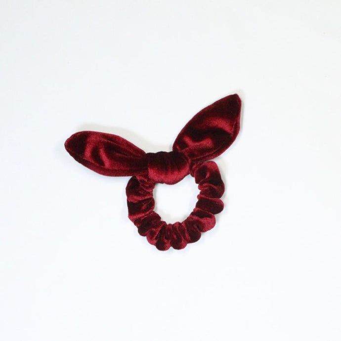Honey Knot - Ruby Velveteen Bunny