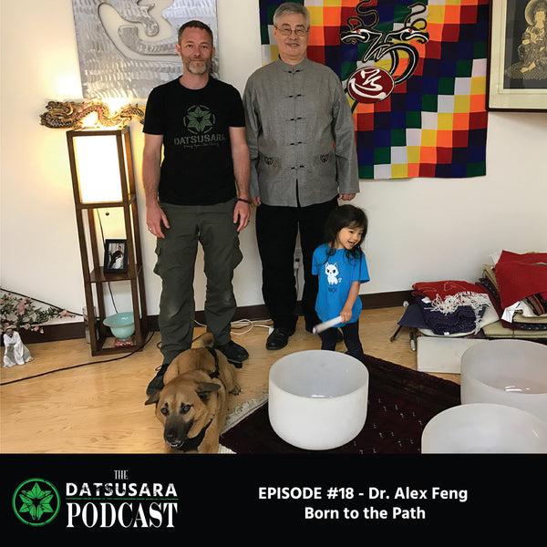 #18 - Dr. Alex Feng - Born to the Path