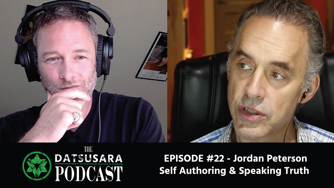 #22 - Jordan Peterson - Self Authoring & Truth