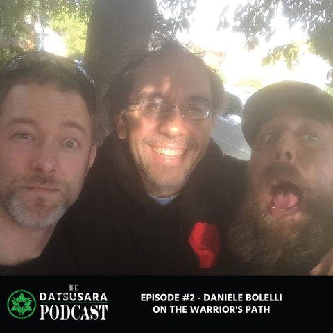 #2 - Daniele Bolelli - On the Warrior's Path