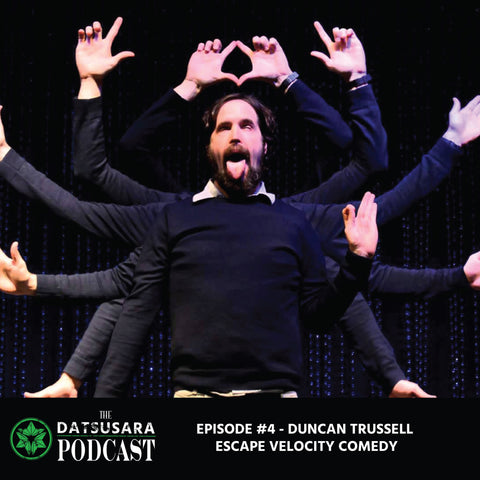 #4 - Duncan Trussell - Escape Velocity Comedy