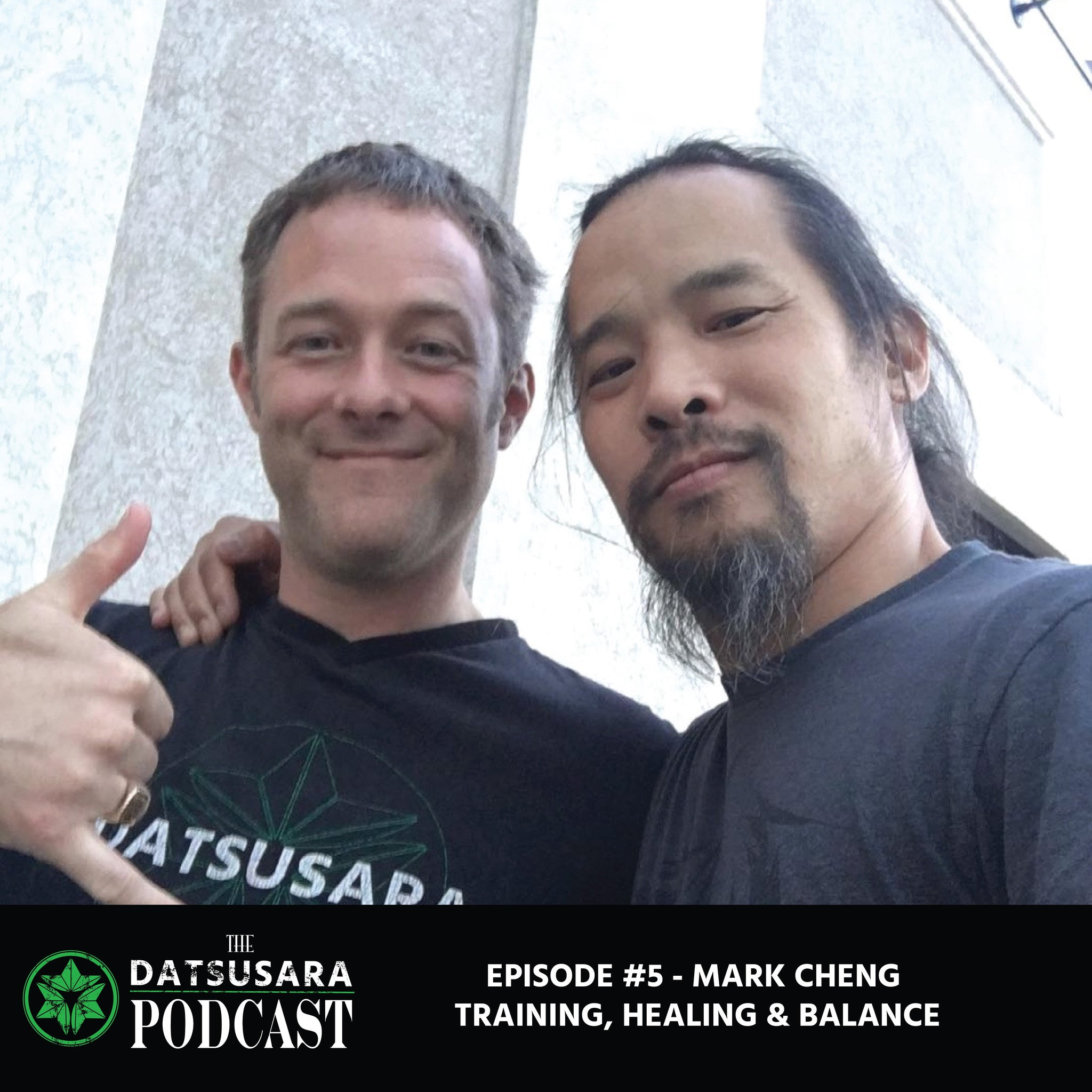 #5 - Mark Cheng - Training, Healing & Balance