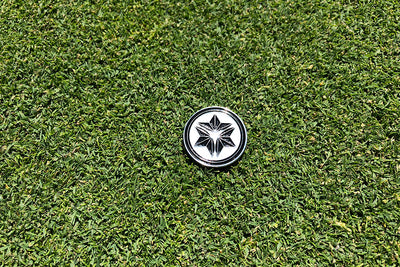 Magnetic Mon Golf Ball Marker and Clip