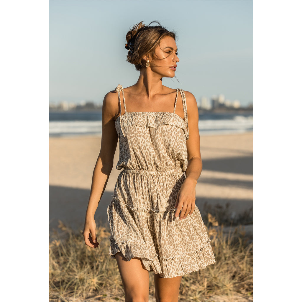 After Dawn Mini Dress
