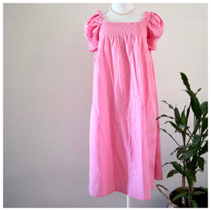 Nancy Pink Dress