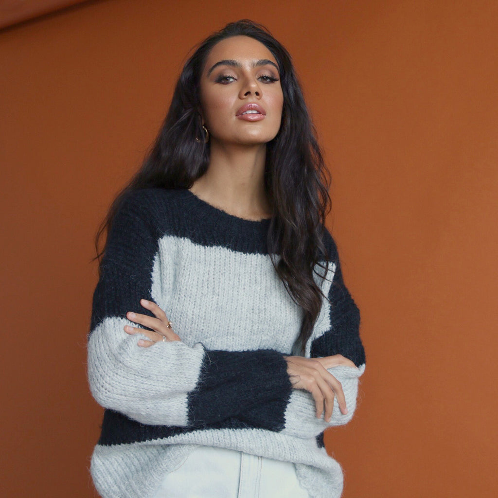 Kennedy Knit Jumper