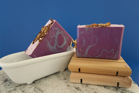 Rose Artisan Soap