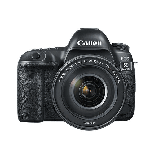 CANON 5D MARK IV EF 24-105MM f/4L IS II USM
