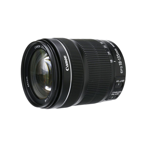 CANON EF-S 18-135MM F/3-5.6 IS USM
