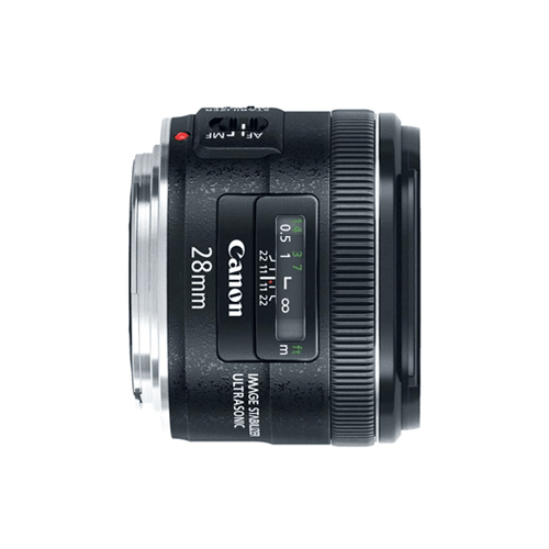 CANON EF 28MM F/2.8MM IS USM