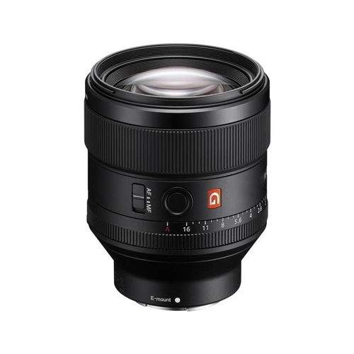 SONY  SEL FE 85MM F/1.4 GM OSS
