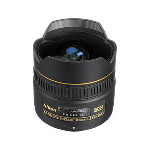 NIKON AF FISH EYE 10.5MM F/2.8G ED