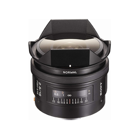 SONY SAL 16MM F/2.8