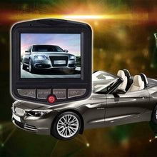 "Load image into Gallery viewer, New Black Full HD 1080p Car DVR Vehicle Camera Video 2.4"" Dash Cam G-sensor"