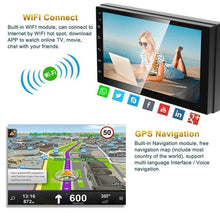 Load image into Gallery viewer, New 2 Din Android 10.1 2GB/16GB Car Stereo GPS Navigation FM Radio Player Double Din WIFI