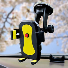 Load image into Gallery viewer, Universal Car Holder Dashboard Mount Suction Cup For Cell Phone 360º