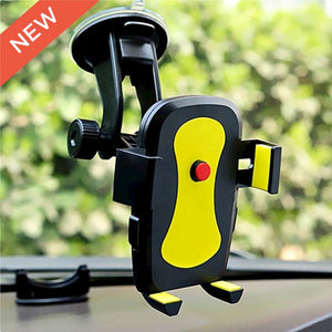Universal Car Holder Dashboard Mount Suction Cup For Cell Phone 360º