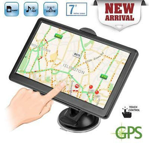 NEW 7 inch GPS for Truck Car Bus Navigation Touch Screen with Free AU Maps Navigator