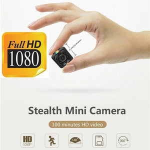 HD 1080P Mini Monitoring Camera USB Wall Charger Home Security Tracking in House or Shop