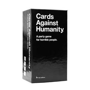 Cards Against Humanity Australian Edition Main Set with BLUE, RED, GREEN Expansions