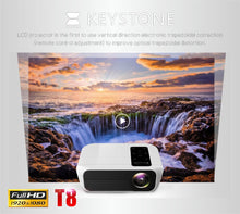 Load image into Gallery viewer, New 2021 Top Native1920x1080 4500 Lumens 2G 16G Android OS 7.1 Protector WiFi Bluetooth