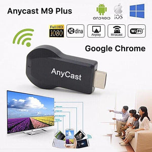 M9 HDMI WIFI DisplayiPhone/iPad Google Home Android Screen Mirroring Screen AirPlay DLNA MiracastrPlay DLNA Miracast