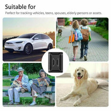 Load image into Gallery viewer, New 10000 mah Wireless 4G Magnetic Vehicle GPS Real Time Tracking Locator Smart Tracker Alarm