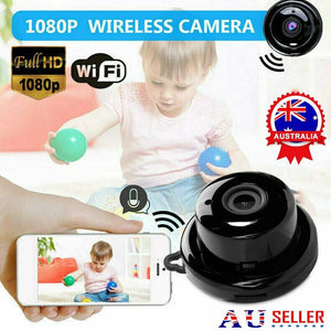 New Mini WIFI IP Camera HD 1080P Smart Home Security Camera Night Vision
