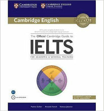 Load image into Gallery viewer, The Official Cambridge Guide To IELTS Student's Book With Answers And Downloadable Audio
