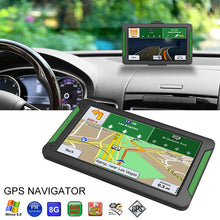 Load image into Gallery viewer, New 7 Inch GPS Touch Screen Car Truck Navigation System Portable 8GB FM Transmitter GPS Navigator