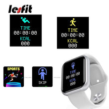 Load image into Gallery viewer, New Smart Watch Sports Wristband Waterproof Blood Pressure Heart Rate Monitor Step