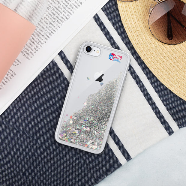 iPhone Case - Liquid Glitter