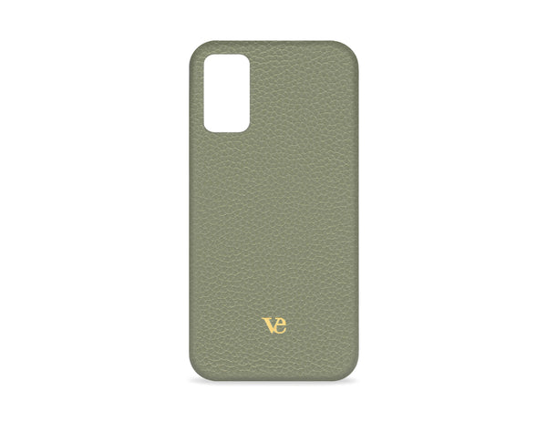 Samsung Galaxy S20 Plus Case in Olive Green
