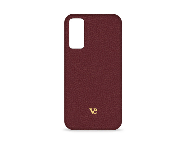Samsung Galaxy S20 Case in Velvet Red