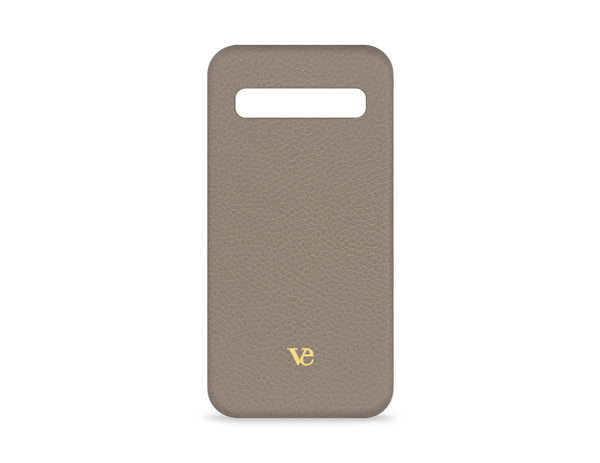 Samsung Galaxy S10 Case in Brown Taupe