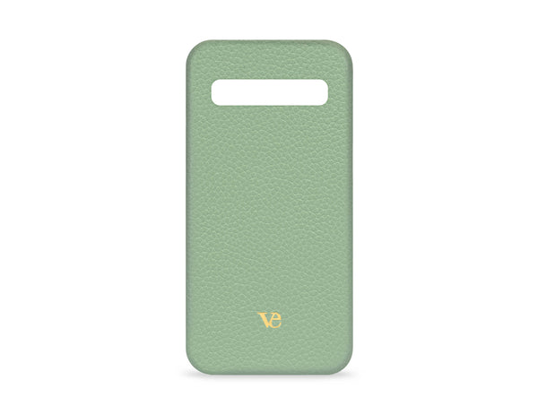Samsung Galaxy S10 Case in Mojito Green