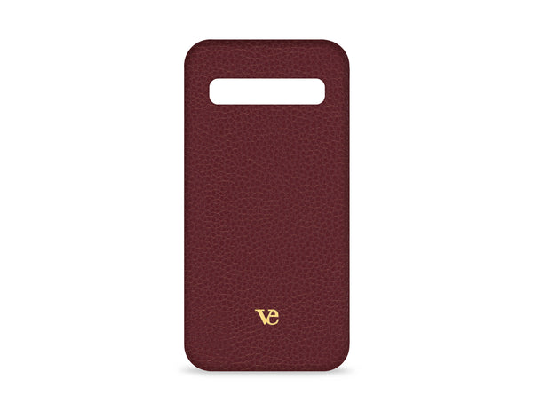 Samsung Galaxy S10 Case in Velvet Red