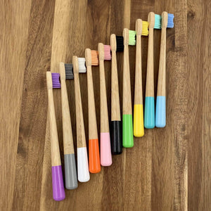 EcoBrushEarth™ Bundle of 10 - Color Mix Drop Color Mix Bundle of 10 - Medium
