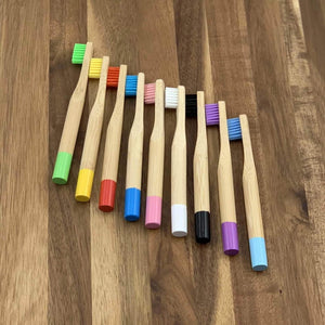EcoBrushEarth™ Bundle of 10 - Color Mix Kids Color Mix Bundle of 10 - Medium