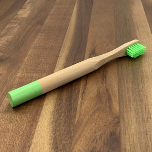 EcoBrushEarth™ Kids Round Handle Brush - Medium