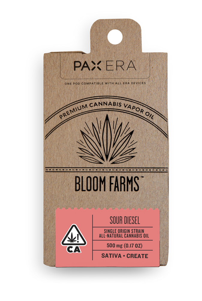Bloom Farms | Sour Diesel | Sativa