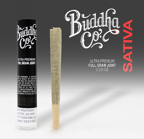 Buddha Co. | Pre-Roll Sativa (1g)