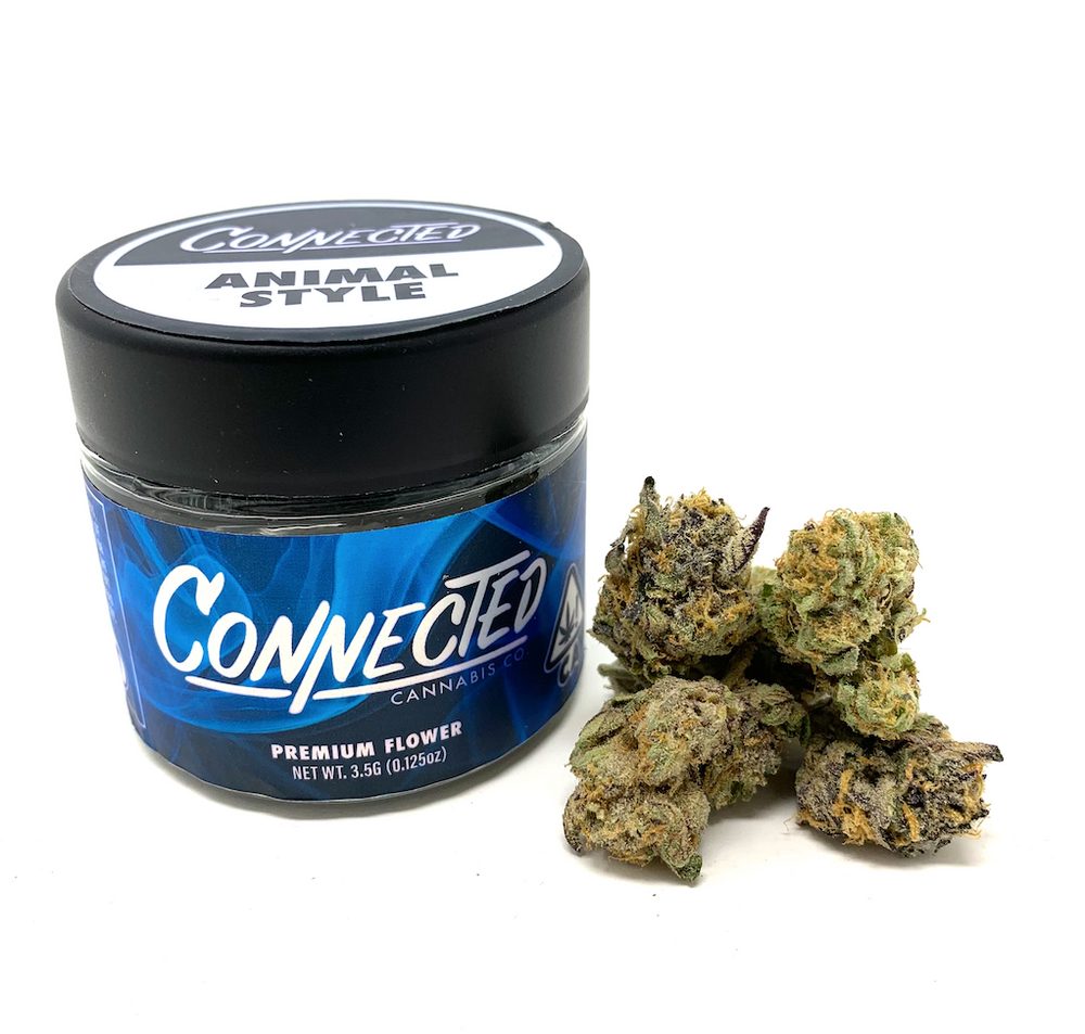 Connected Cannabis Co. | Animal Style | Indoor (3.5g)