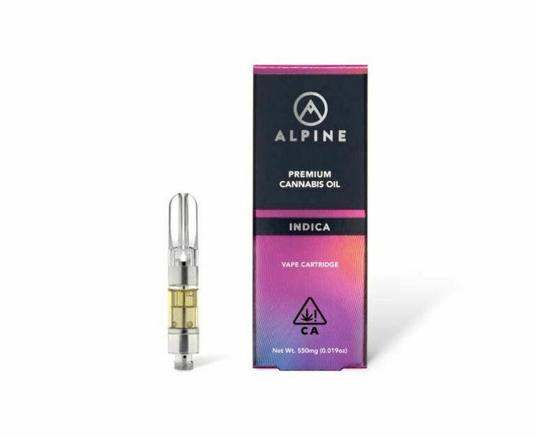Alpine Vapor | True OG (.5g)