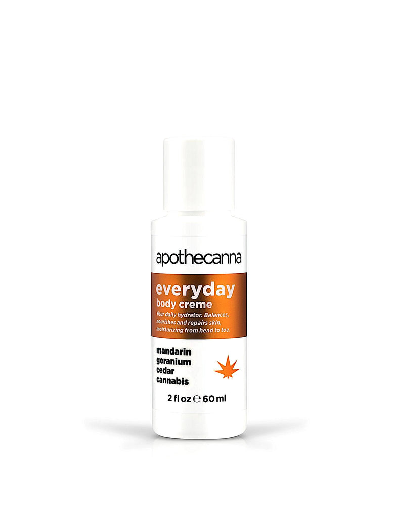 Apothecanna | Everyday Body Creme (2oz)