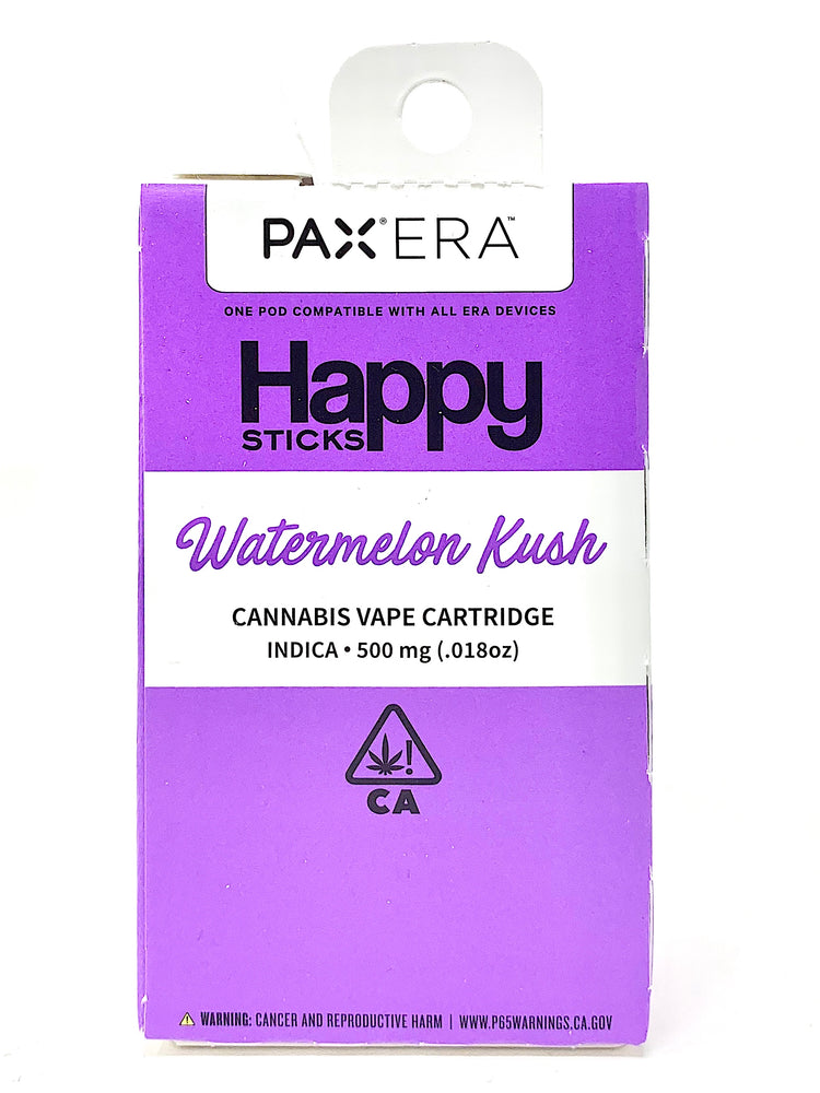 Happy Sticks | Watermelon Kush | Indica (.5g)