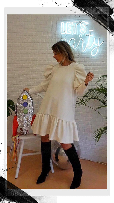 Maryzinha White Dress
