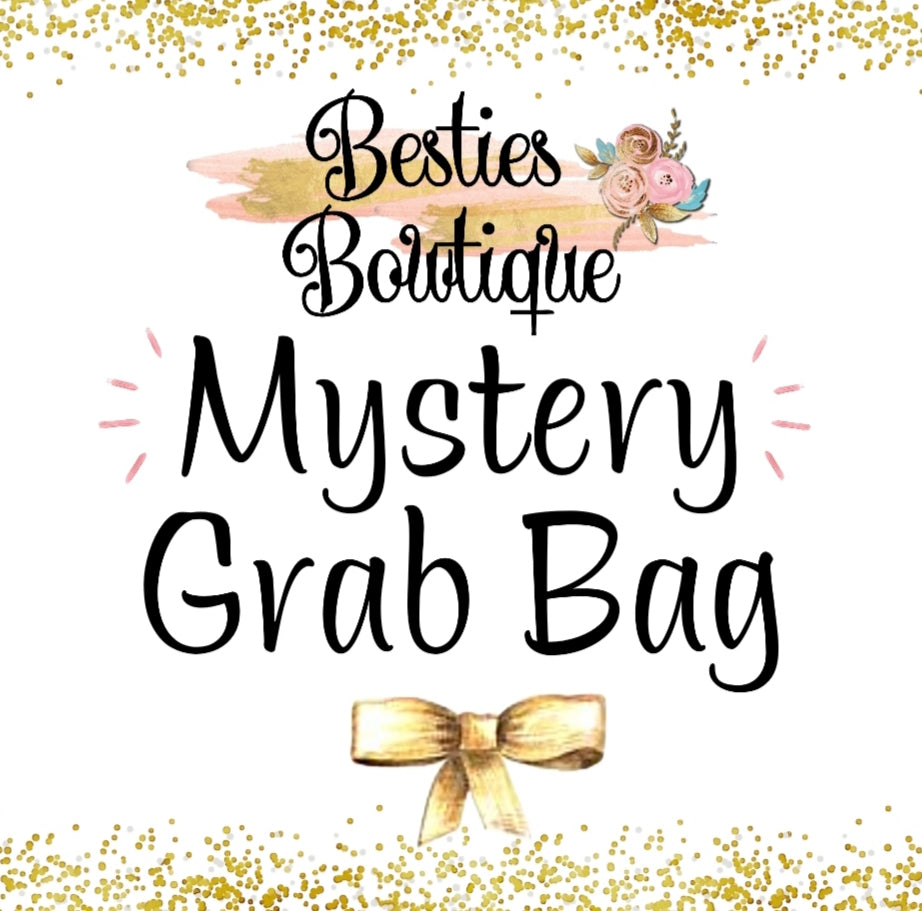*Mystery Grab Bag* No Discount Codes can be Used!