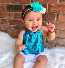 Load image into Gallery viewer, Floral Baby Headband